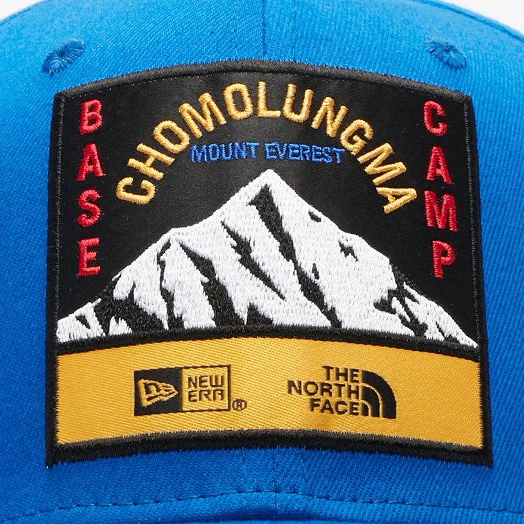 New Era Chomolungma Base Camp Stretch Snap - 4