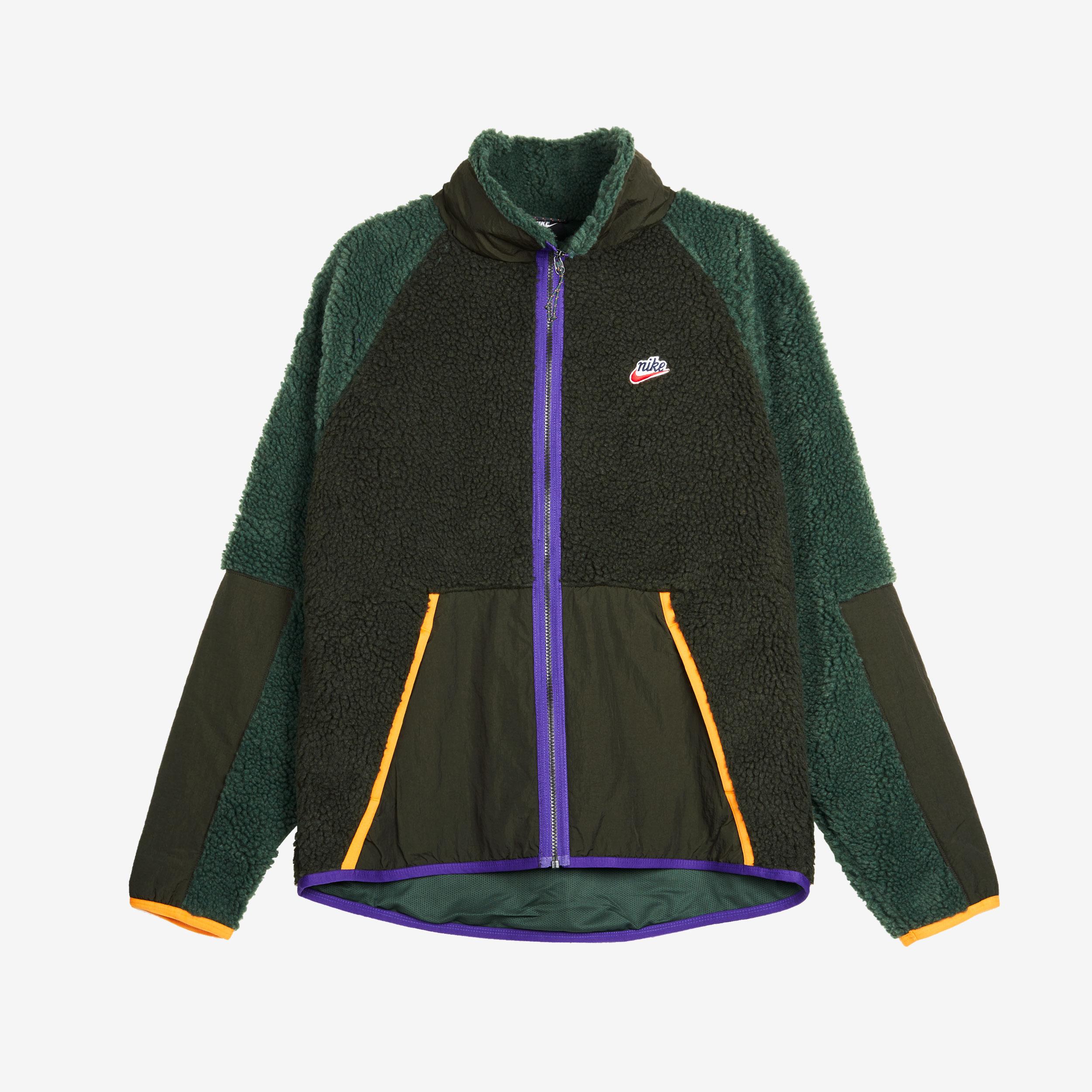 Nike HE Winter Sherpa Jacket Bv3720 355 Sneakersnstuff I