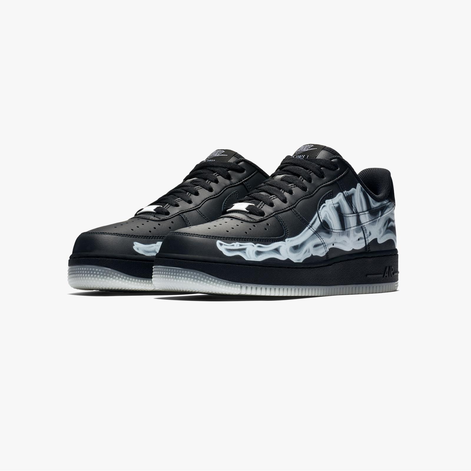 Nike Air Force 1 07 Skeleton QS Bq7541 001