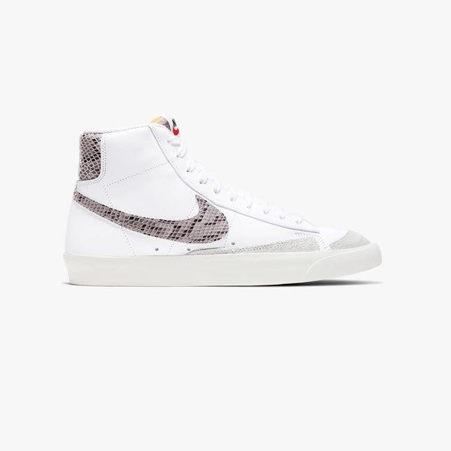Nike Blazer Mid 77 VNTG Reptile - Ci1176-101 - SNS   sneakers ...