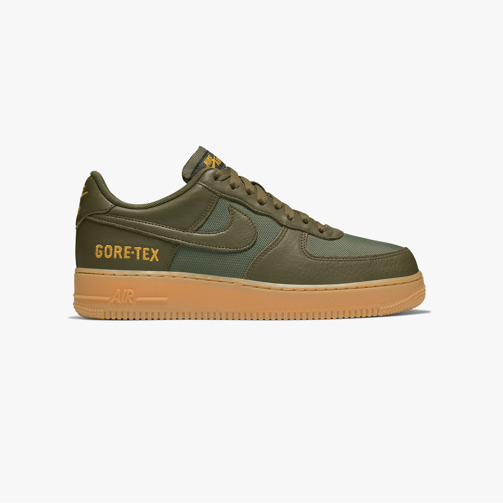 nike air force 1 herren olive green
