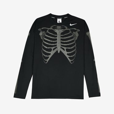 Wmns Skeleton LS Top