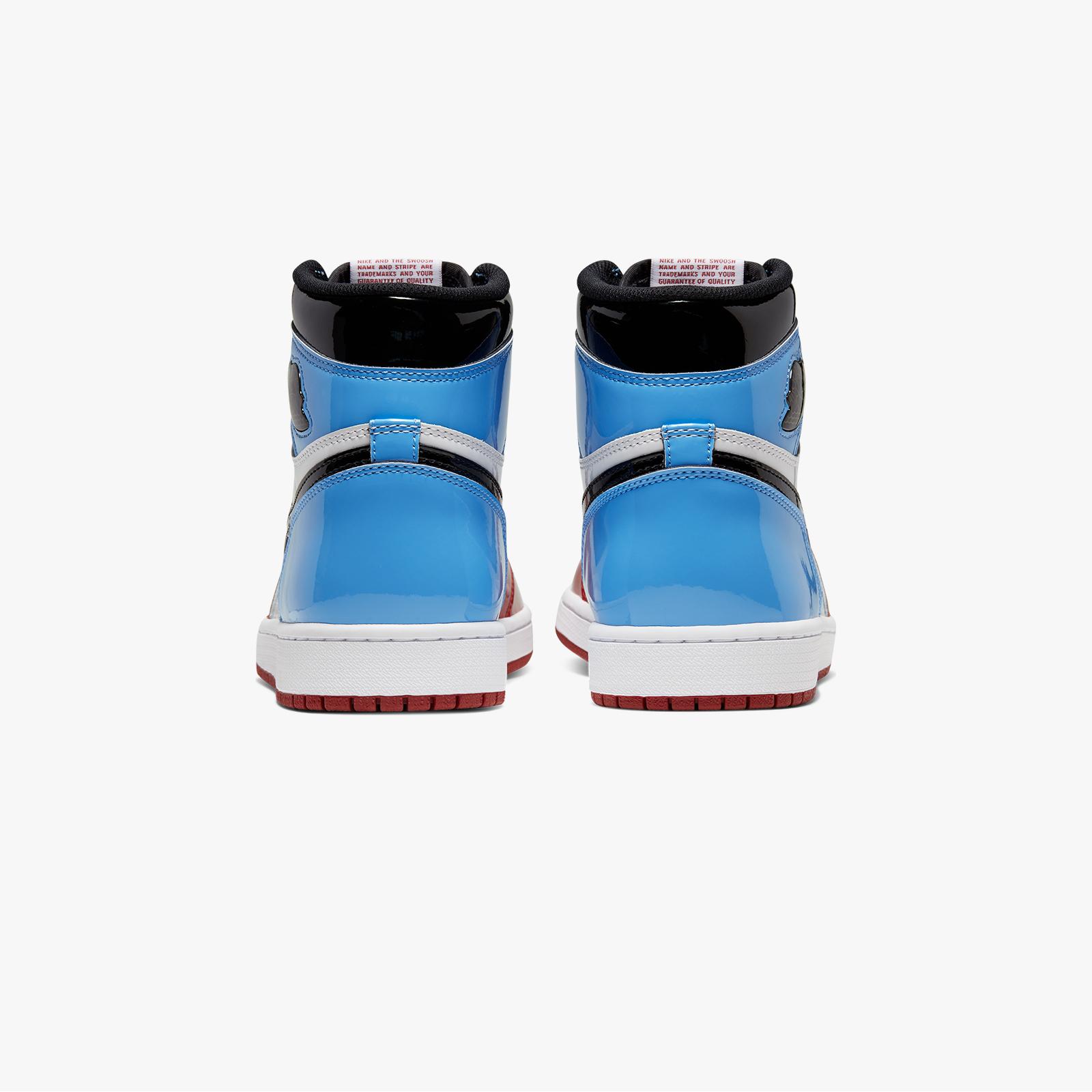 Jordan Brand Air Jordan 1 High Og Fearless Ck5666 100