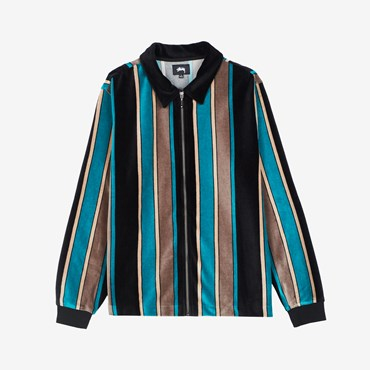 Roland Stripe LS Full Zip