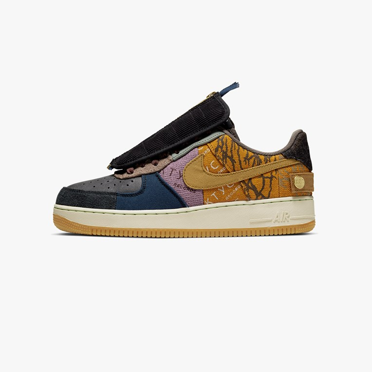 Nike Sportswear Air Force 1 Low / Cactus Jack - 4