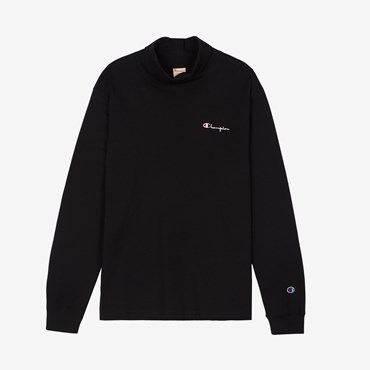 LS Hight Neck T-Shirt