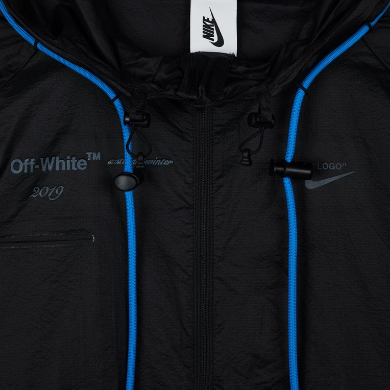 NikeLab Wmns Off-White Jacket #1 - 3