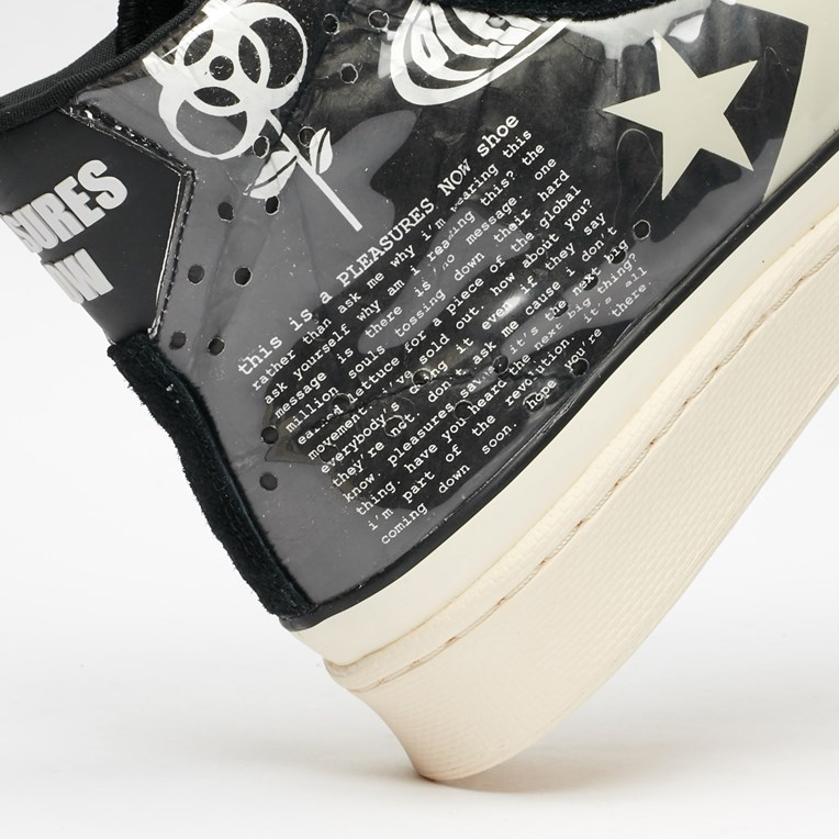 Converse Pro Leather Mid x Pleasures - 6