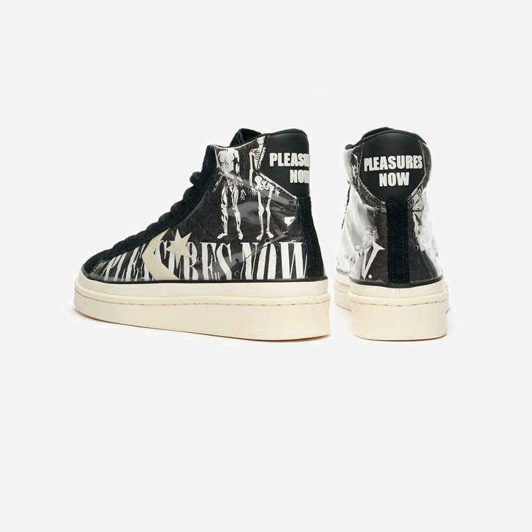 Converse Pro Leather Mid x Pleasures - 3
