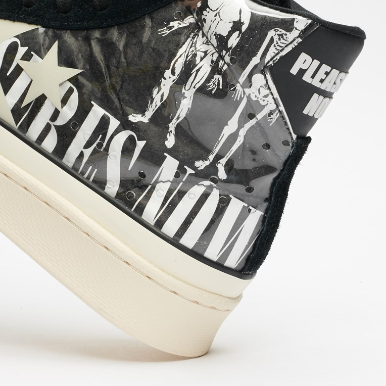 Converse Pro Leather Mid x Pleasures - 7