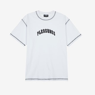 Pleasures Destroyer Contrast Stitch Heavyweight Shirt