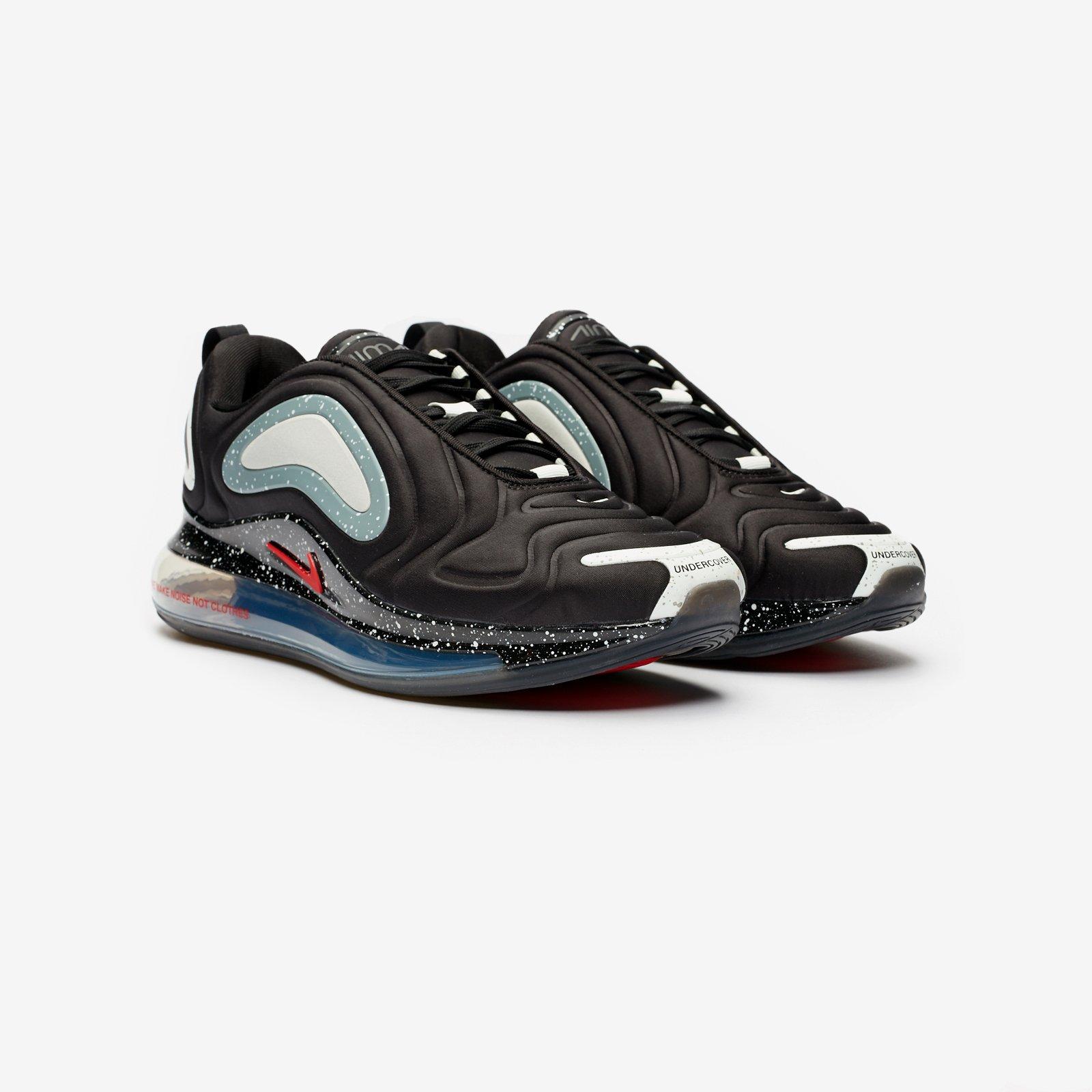 Nike Air Max 720 Undercover Cn2408 001 Sneakersnstuff