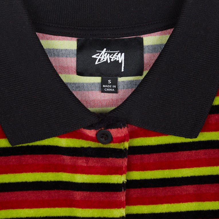 Stussy Penny Velour Dress - 3