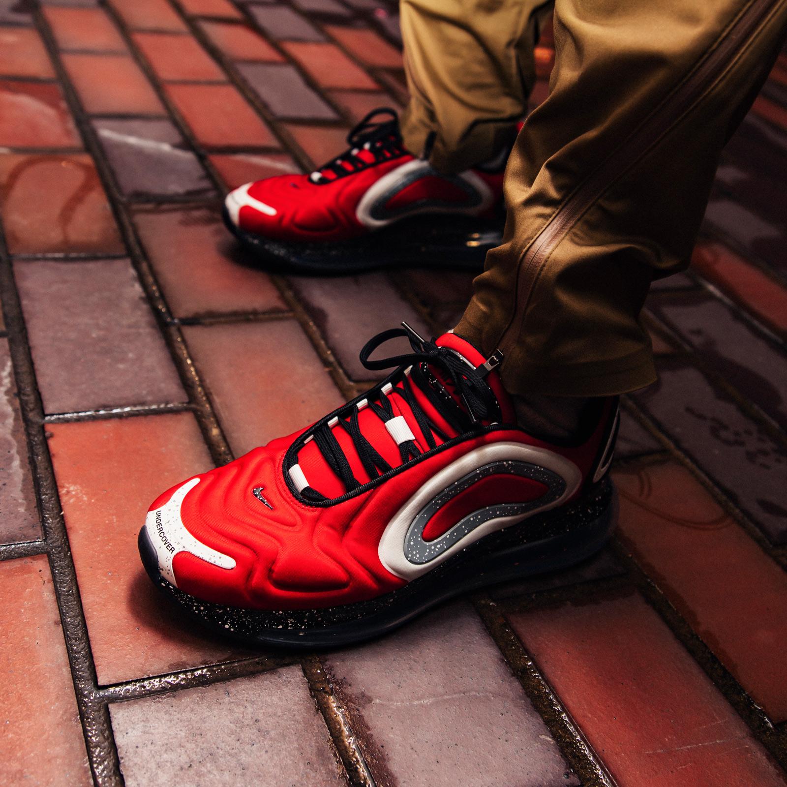Nike Air Max 720 Undercover Cn2408 600 Sneakersnstuff