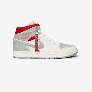 Air Jordan 1 Mid Premium Sneakersnstuff Exclusive