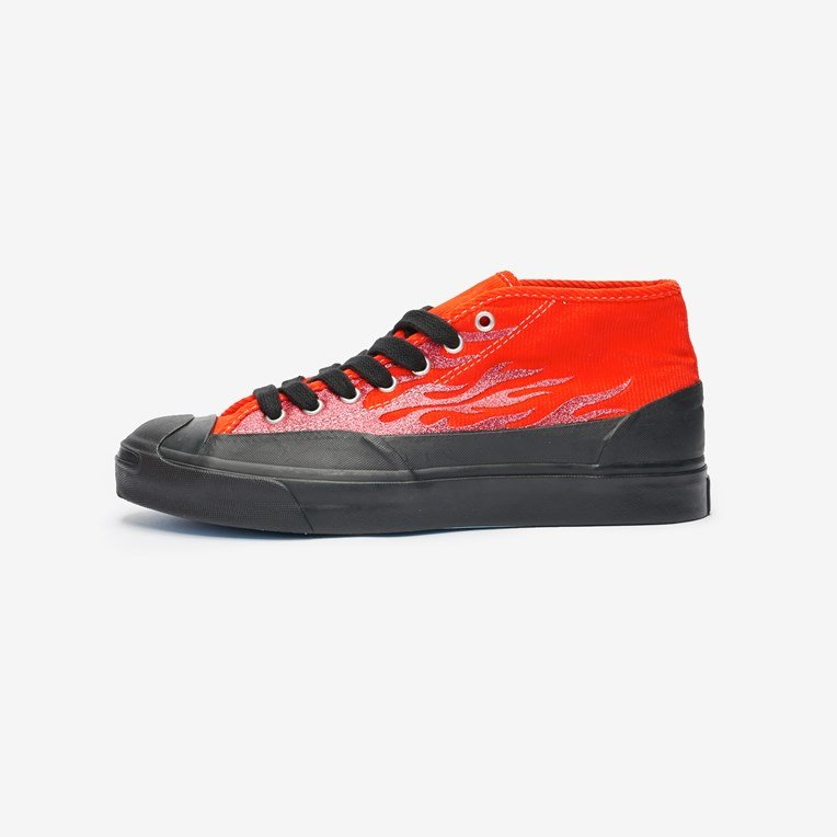 Converse Jack Purcell Chukka Mid x Asap Nast - 4