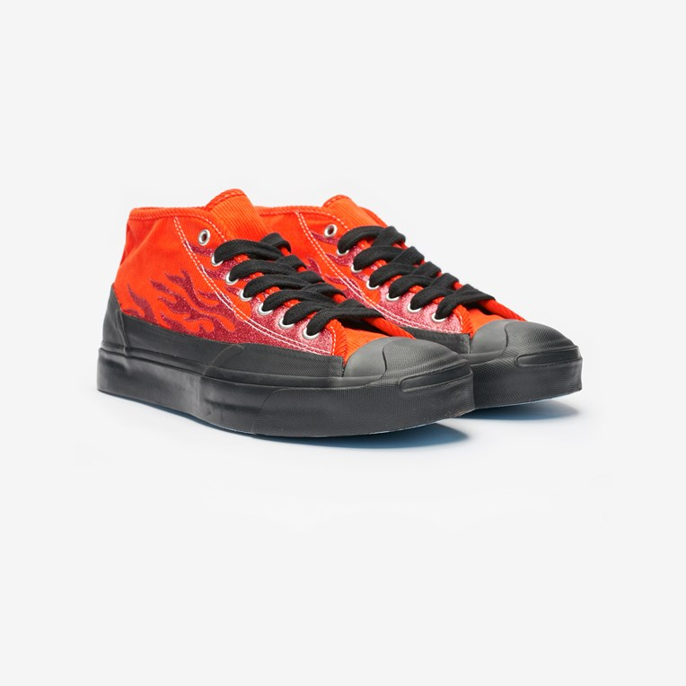 Converse Jack Purcell Chukka Mid x Asap Nast - 2