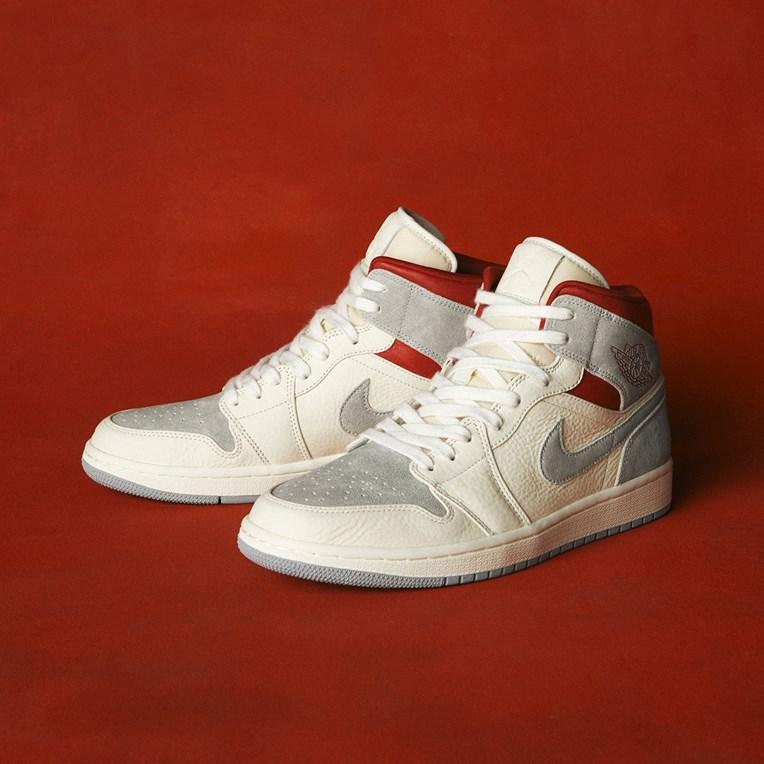 Jordan Brand Air Jordan 1 Mid Premium Sneakersnstuff Exclusive - 15
