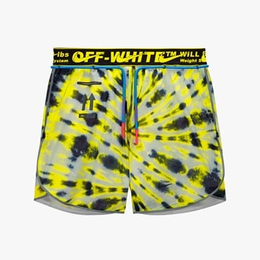 Wmns As Short 1 x Off-White