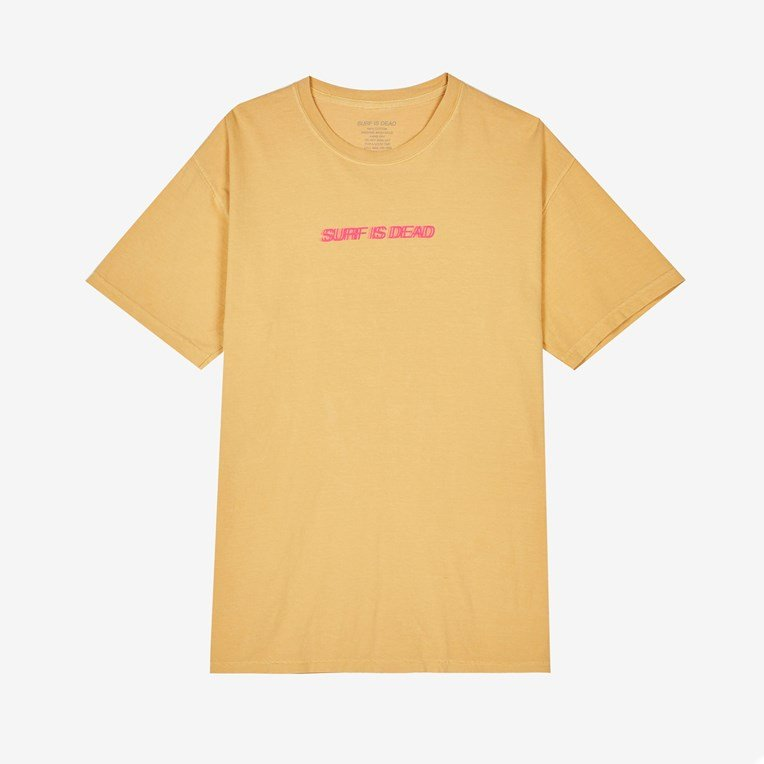 Surf Is Dead Blurred Vision Tee
