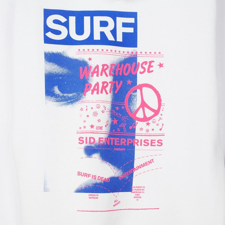 Surf Is Dead Warehouse Hoody - 5
