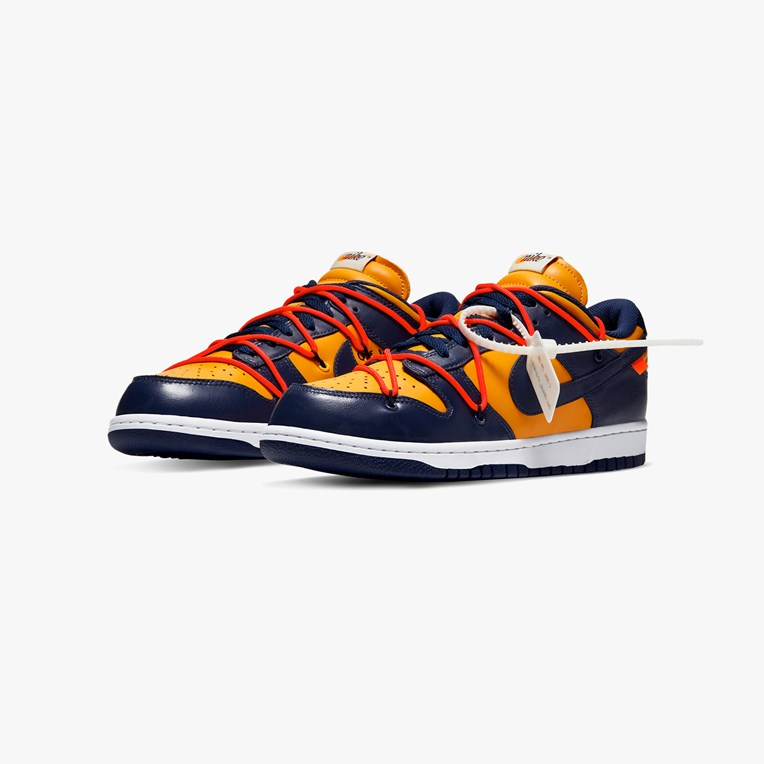 Nike Sportswear Dunk Low Leather / OW - 2