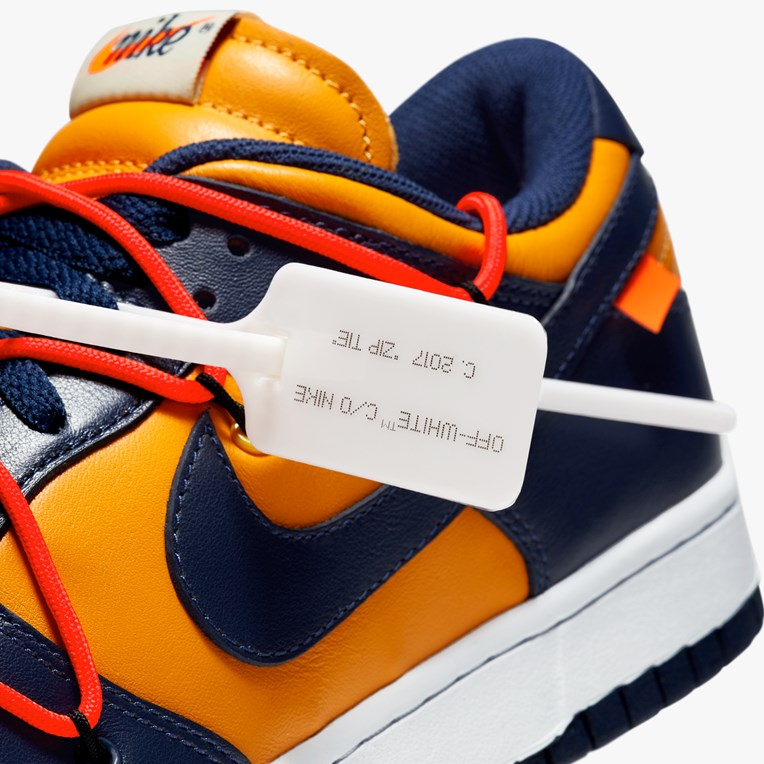 Nike Sportswear Dunk Low Leather / OW - 7
