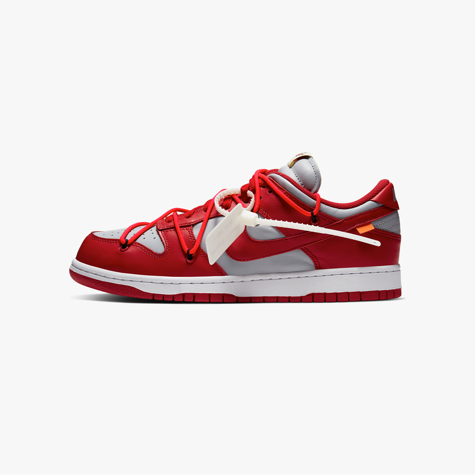 Nike Dunk Low Leather OW Ct0856 600 Sneakersnstuff