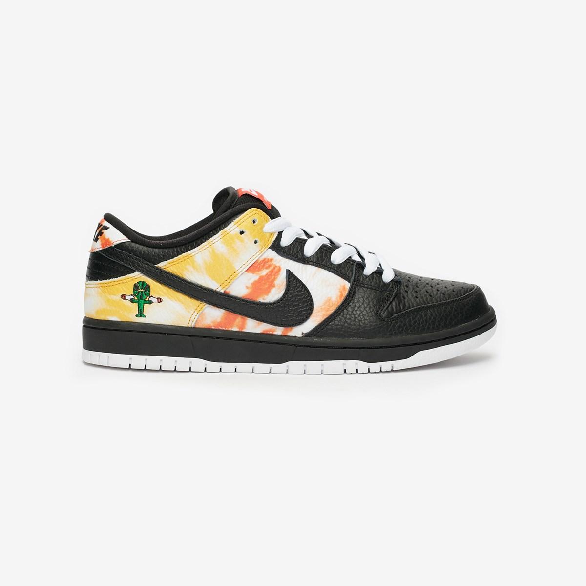 Nike SB Dunk Low Pro QS - Bq6832-001 - Sneakersnstuff   sneakers