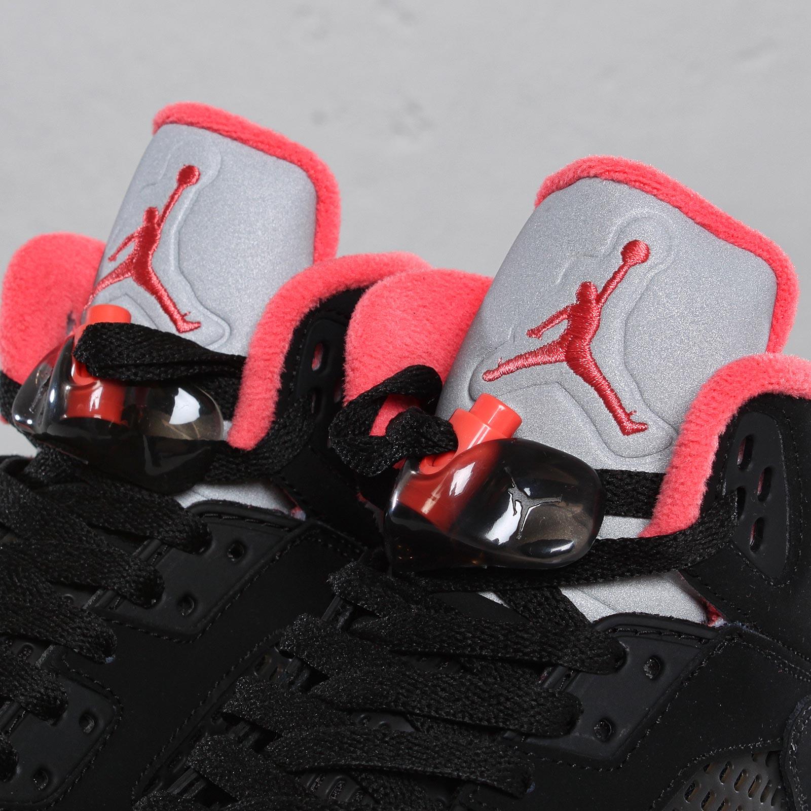 20f8548cb1d6 Jordan Brand Girls Air Jordan 5 Retro (GS) - 101287 - Sneakersnstuff ...