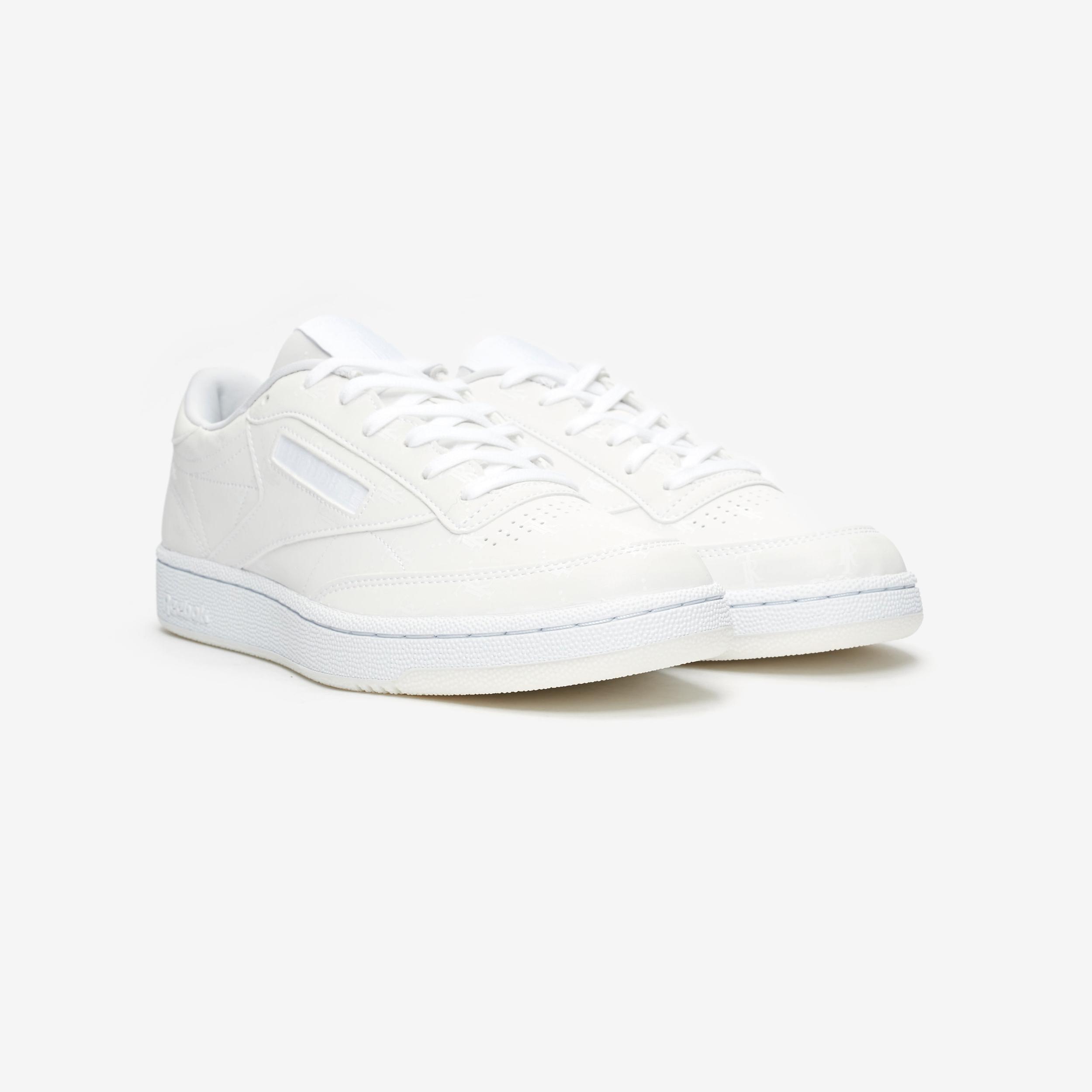 Reebok Club C 85 Mu X Tres Rasche Fw8453 Sneakersnstuff