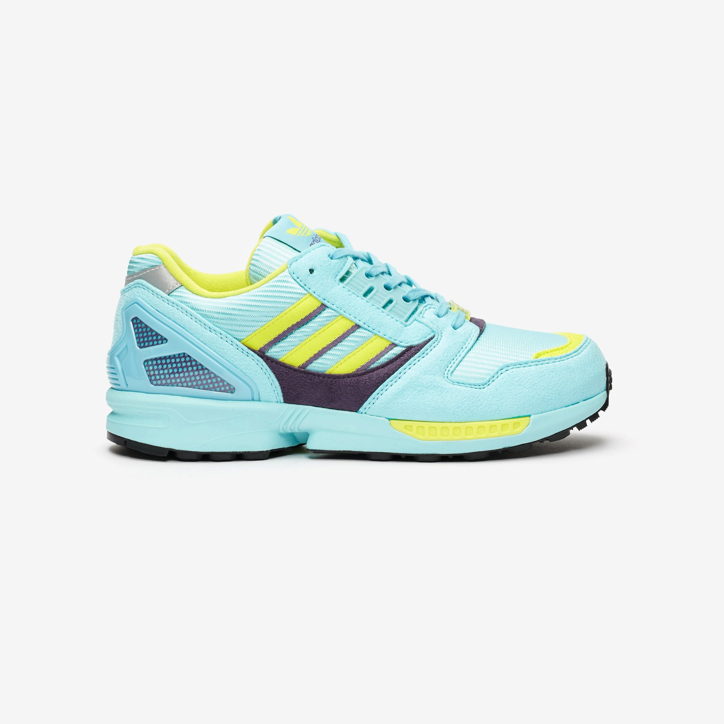 adidas Originals ZX 8000 Aqua in blau EG8784 | everysize