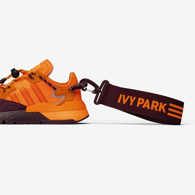Adidas Nite Jogger X Ivy Park Fx3158 Sneakersnstuff