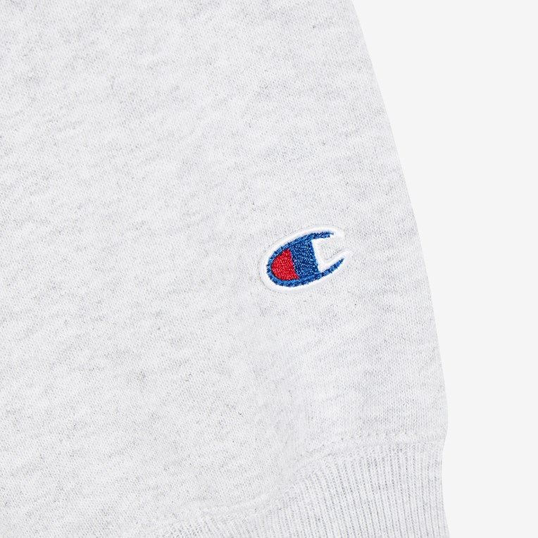 Champion Small Script Hooded - 3
