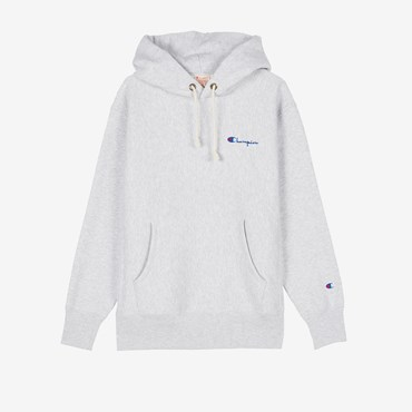 Small Script Hooded