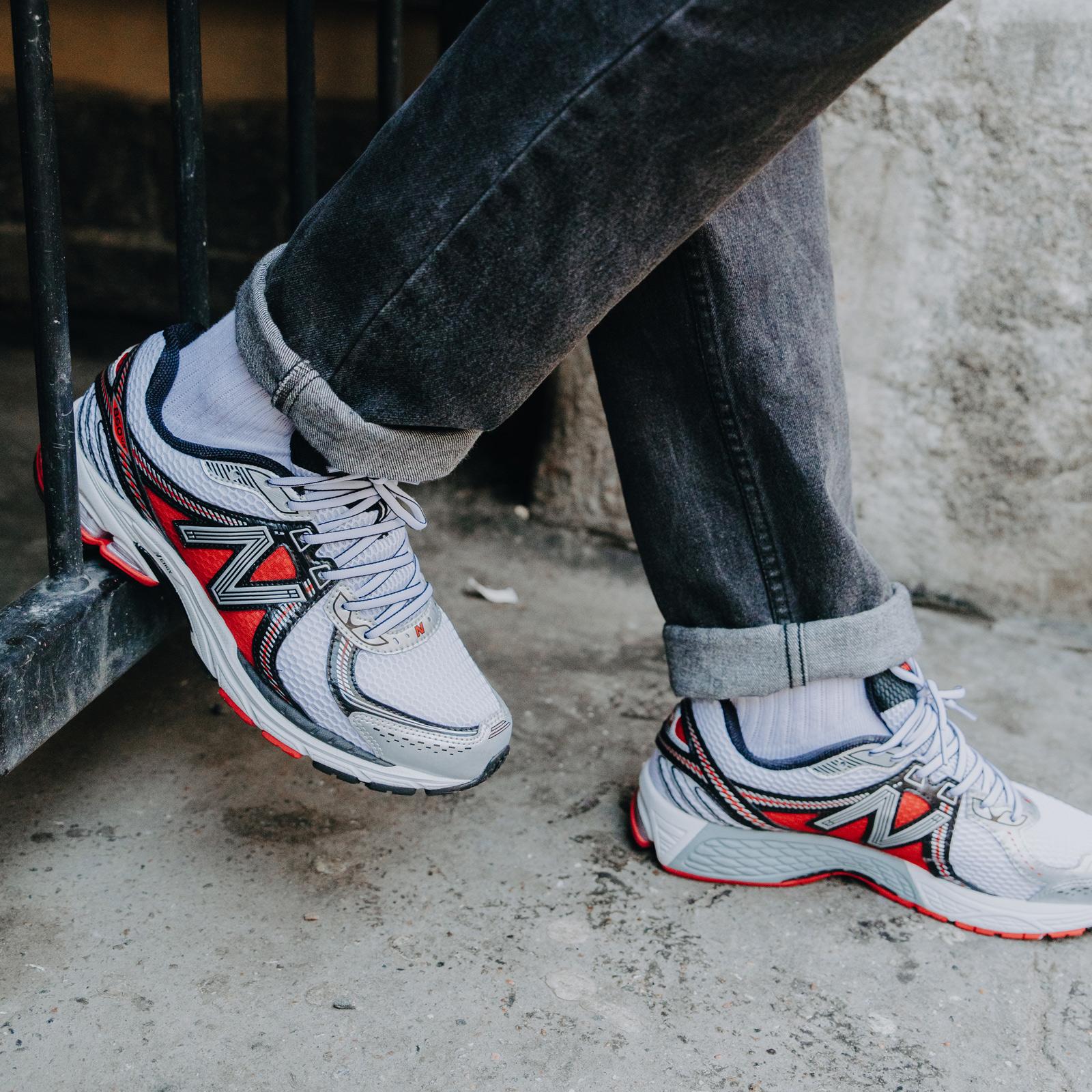 New Balance ML860 Ml860xa Sneakersnstuff I Sneakers