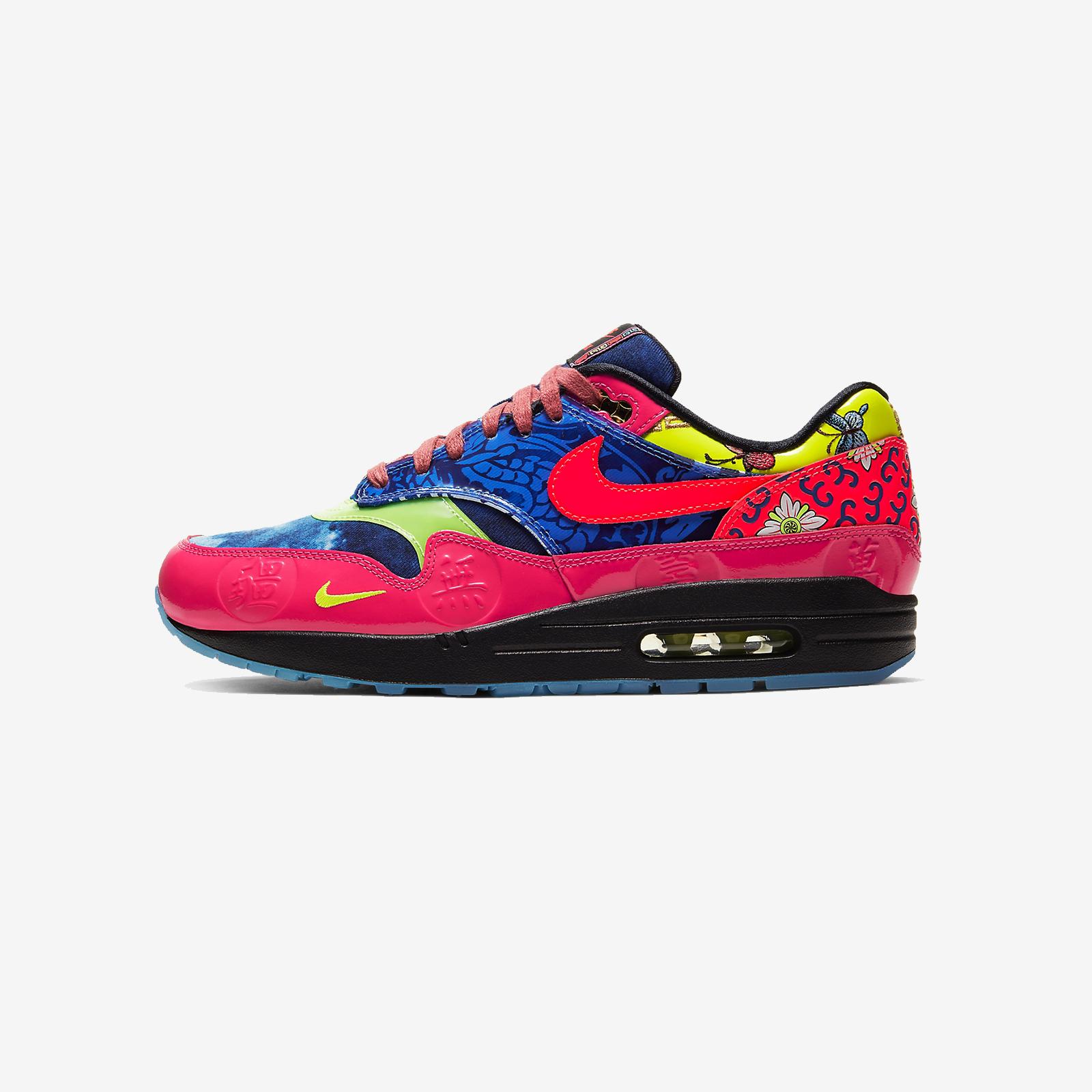 Nike Air Max 1 Premium Cu8861 460 Sneakersnstuff