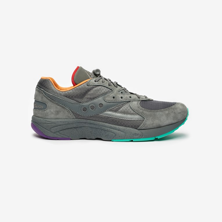 Saucony Aya x Raised by Wolves