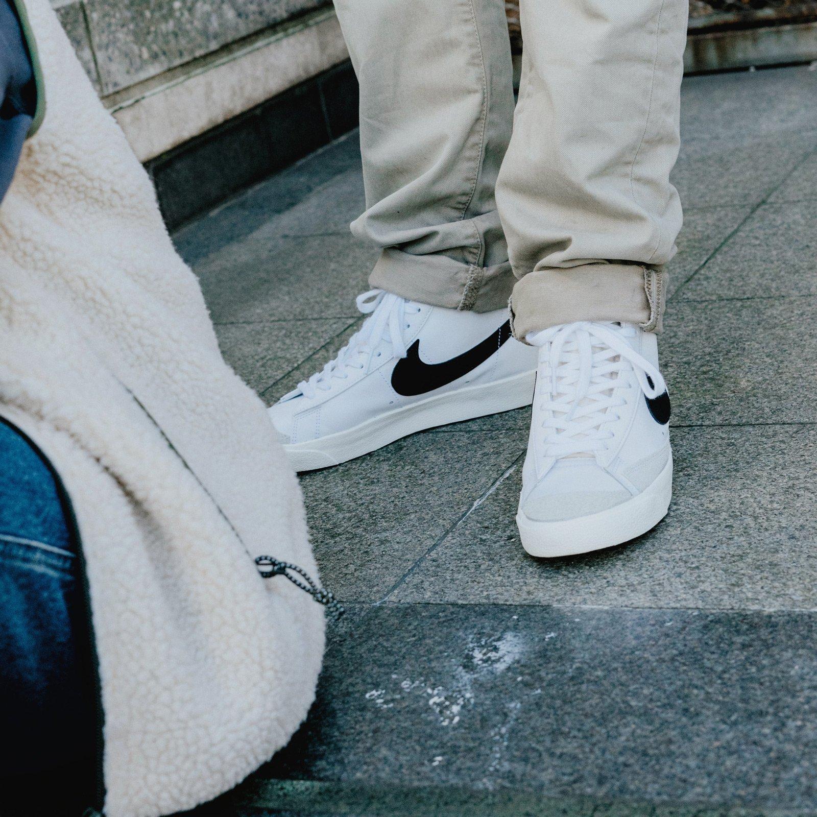 Nike Blazer Mid 77 VNTG - Bq6806-100