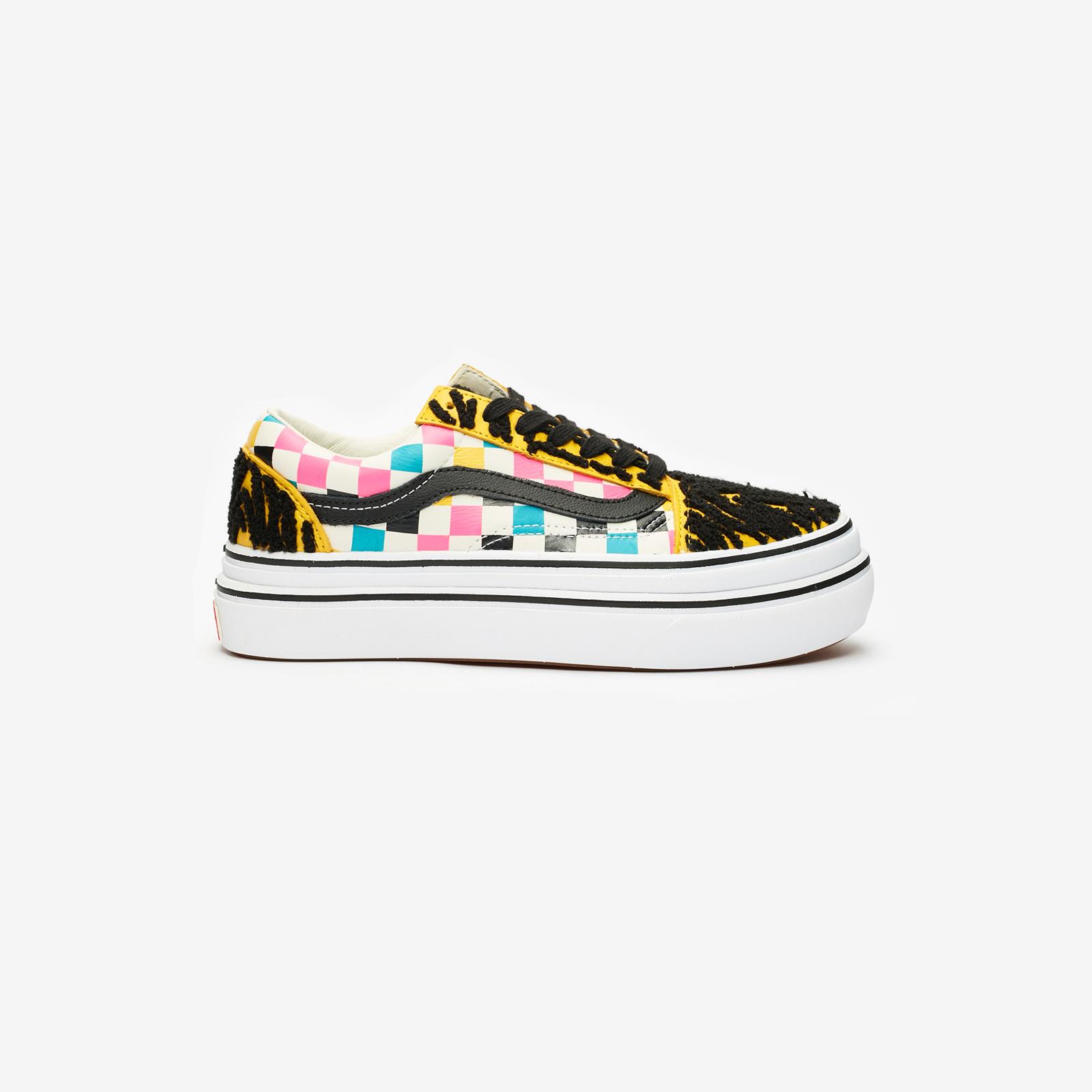 Vans Super ComfyCush Old Skool LX - Vn0a4u1ext21 - SNS | sneakers ...