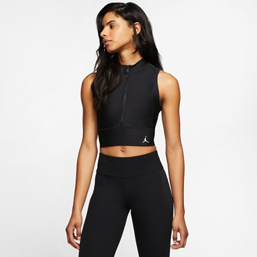 Wmns Body Con Crop Top