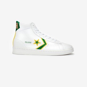 "Pro Leather Mid ""Celtics"""