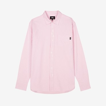Crazy Button Oxford Shirt