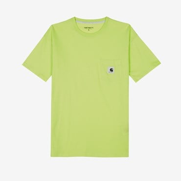 W S/S Carrie Pocket T-Shirt