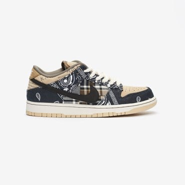 SB Dunk Low PRM QS x Travis Scott