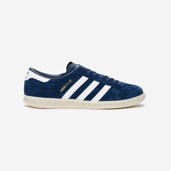 adidas Hamburg - Ef5788 - SNS   sneakers & streetwear en ligne ...