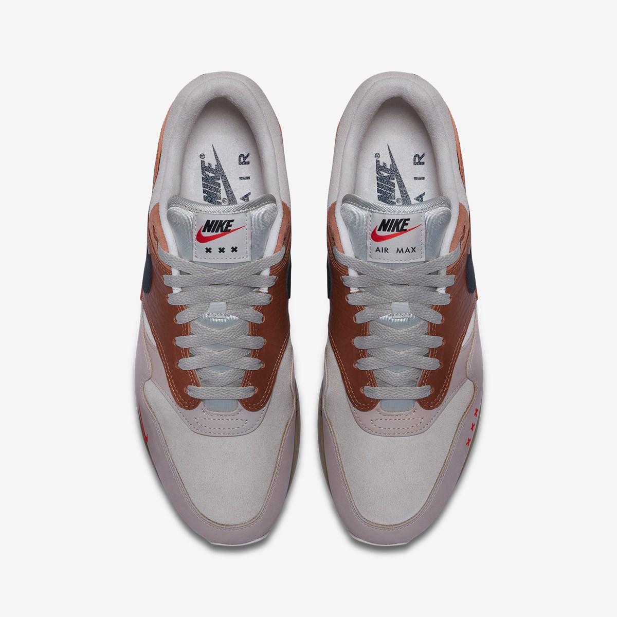 """Nike Air Max 1 """"Amsterdam"""" - Cv1638-200 - SNS   sneakers & streetwear online since 1999"""