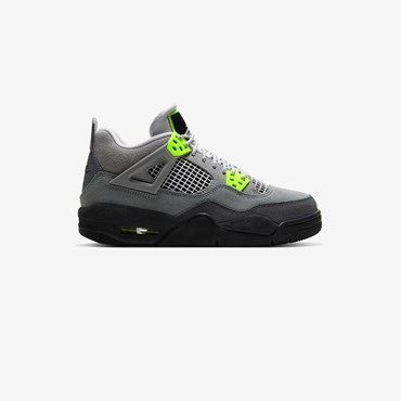 "Air Jordan 4 Retro ""Neon Air Max 95"" (GS)"