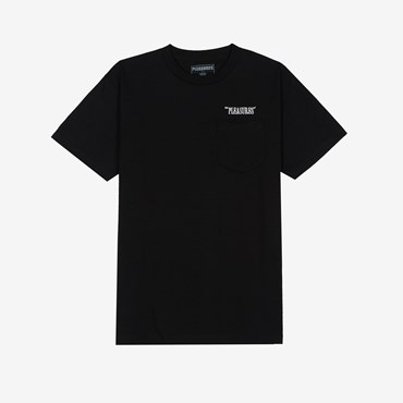 Balance Embroidered Pocket Tee
