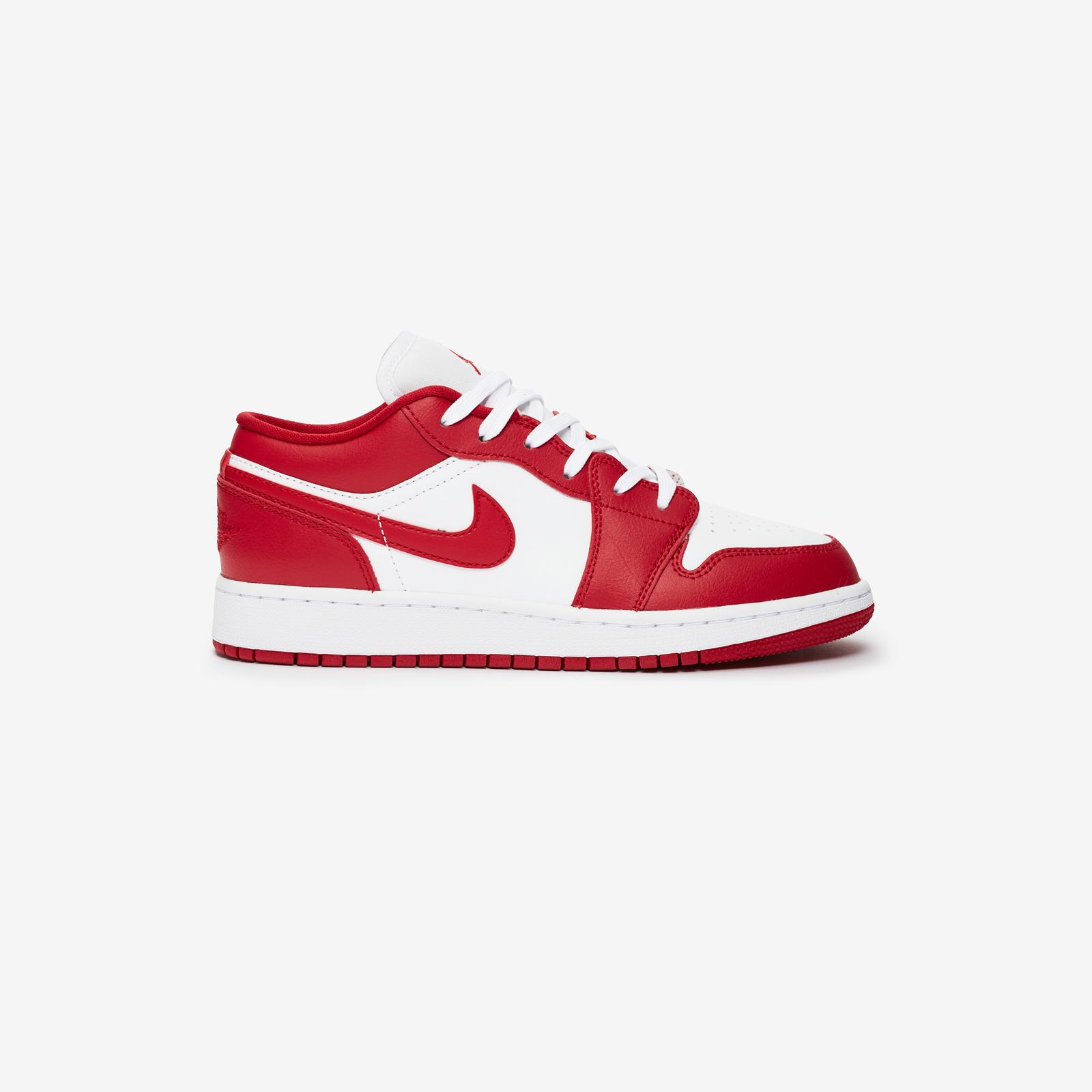 Jordan Brand Air Jordan 1 Low Gs 553560 611 Sneakersnstuff